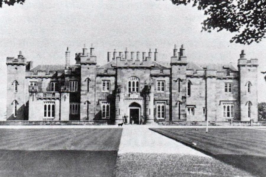 The Halls' History