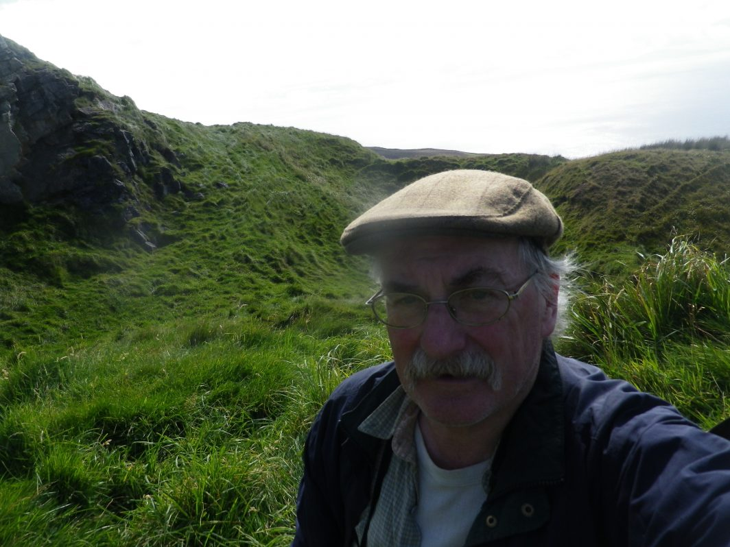 Angus Martin, Kintyre author, historian and poet