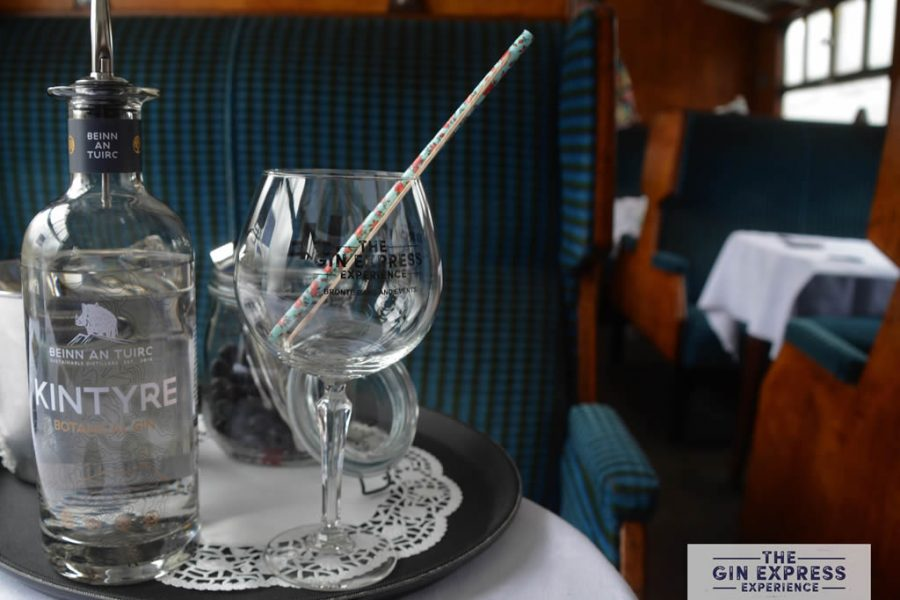 All Aboard the Gin Express!