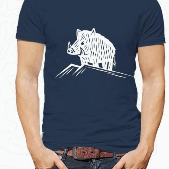 boar tshirt