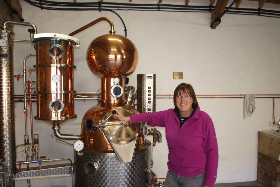 The Women Behind Kintyre Gin