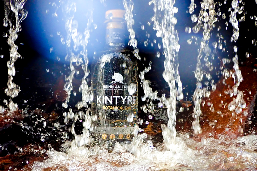 Kintyre Gin – Powered by Nature