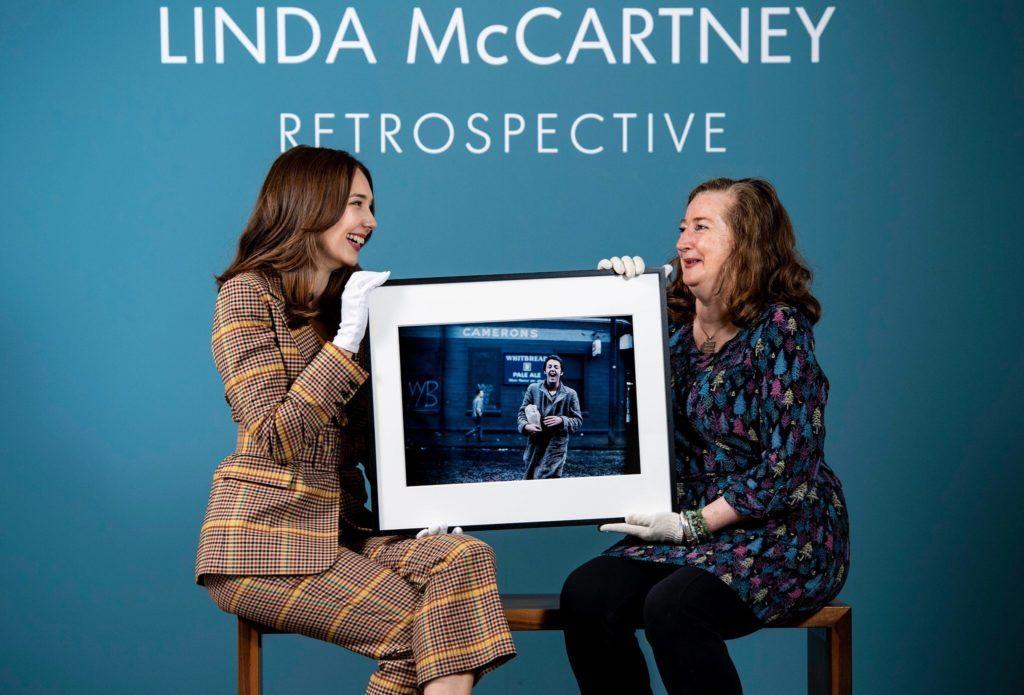 Kintyre Gin and Linda McCartney