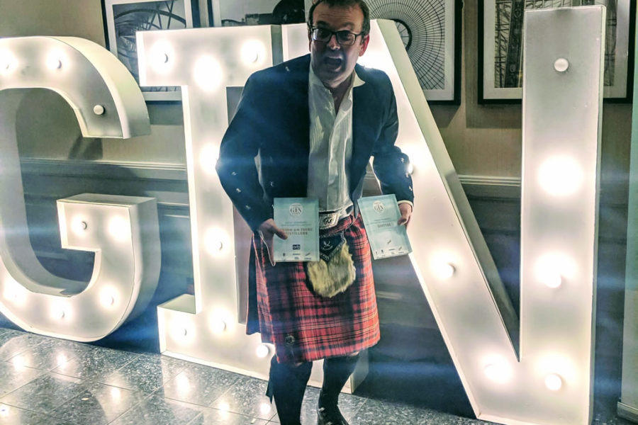 Scottish Gin Awards 2019