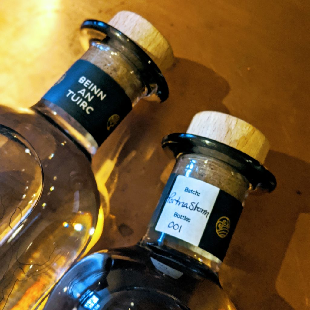 Kintyre Gin Portnastorm batch