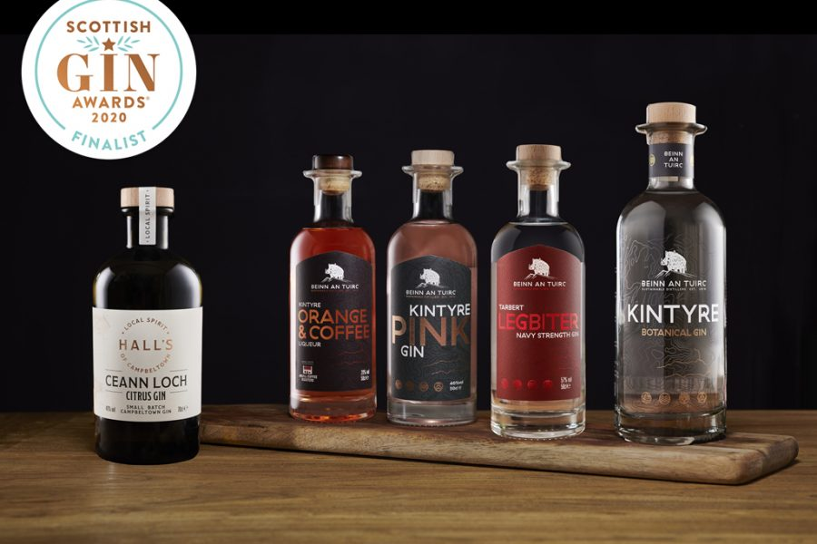 Scottish Gin Awards 2020 Finalists!