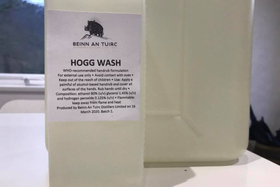 More Than Just Hogg Wash