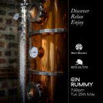 Gin Rummy virtual tasting