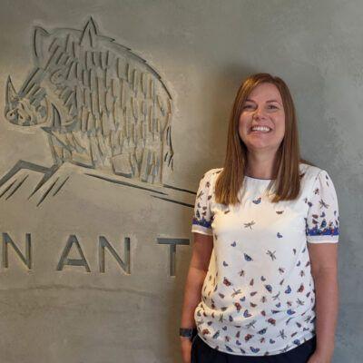 Office Manager Emma Mathison